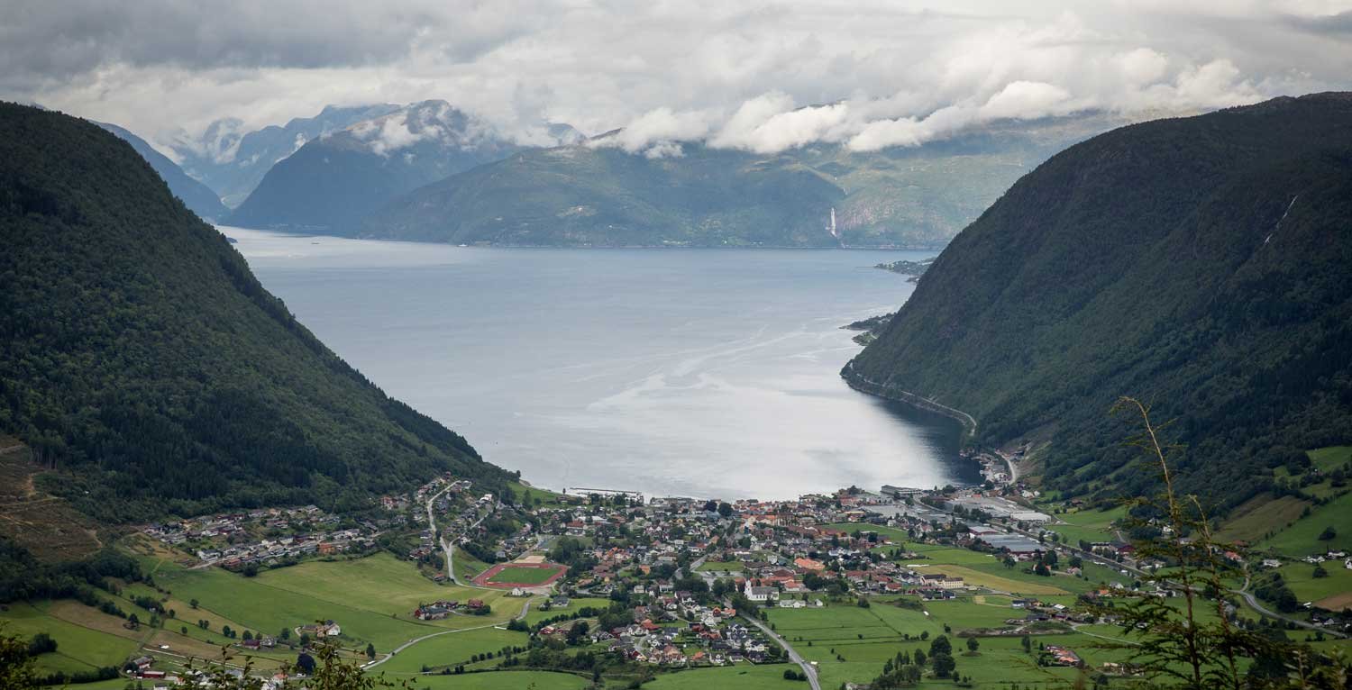3 days in Bergen - fjord tour
