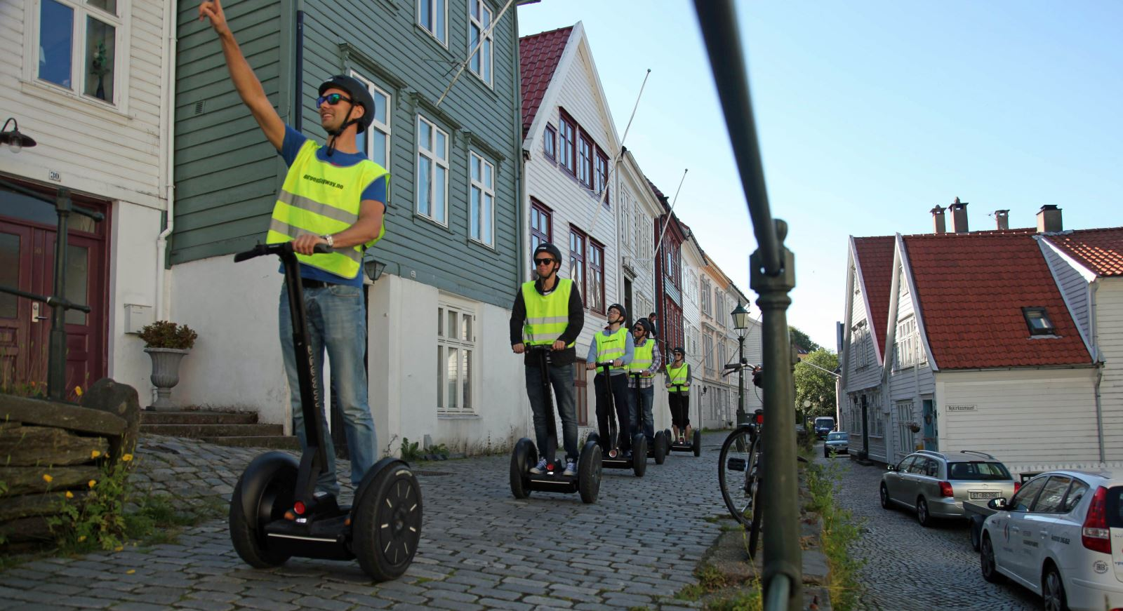 Bergen Segway tour Norway