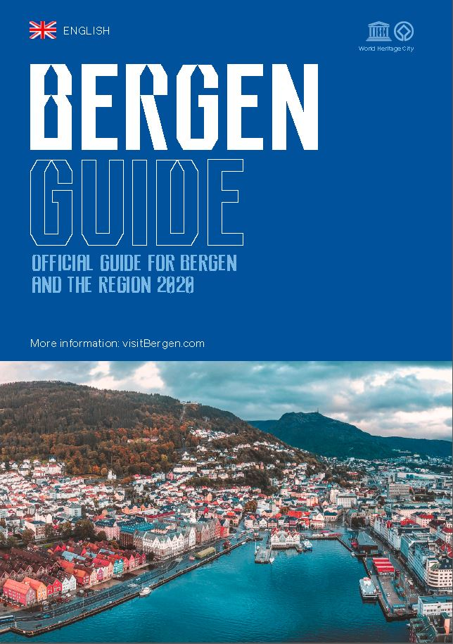 Bergen Guide 2020 cover