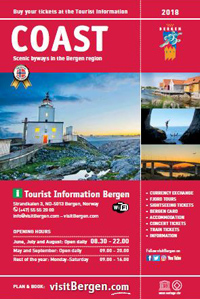Coast brochure Bergen Region