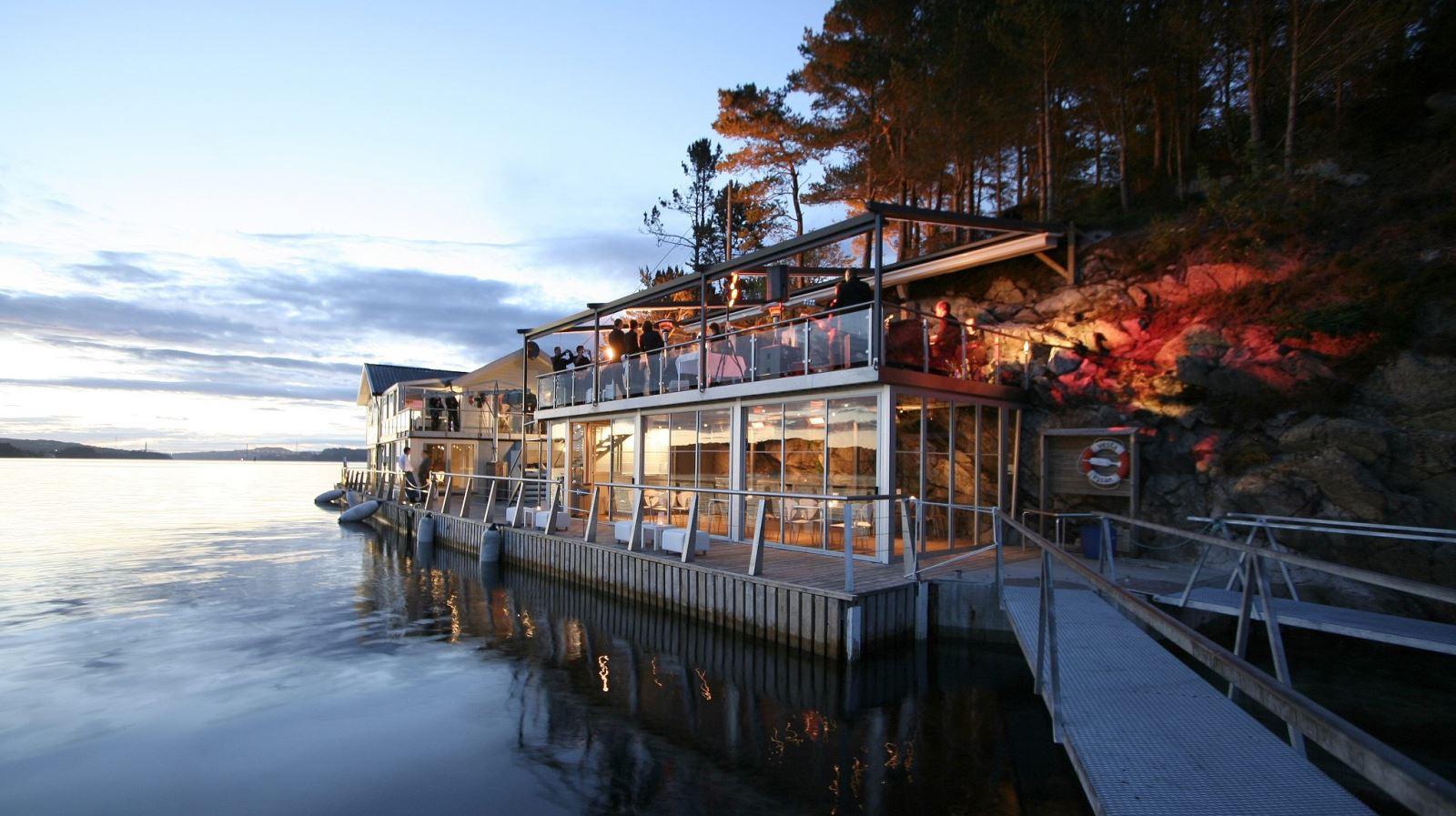 Cornelisus Seafood Restaurant Bergen Norway