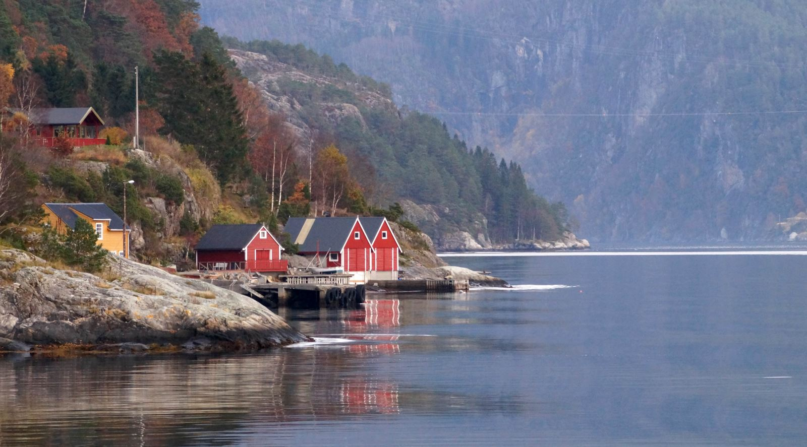 Winter Fjord Tours And Cruises From Bergen