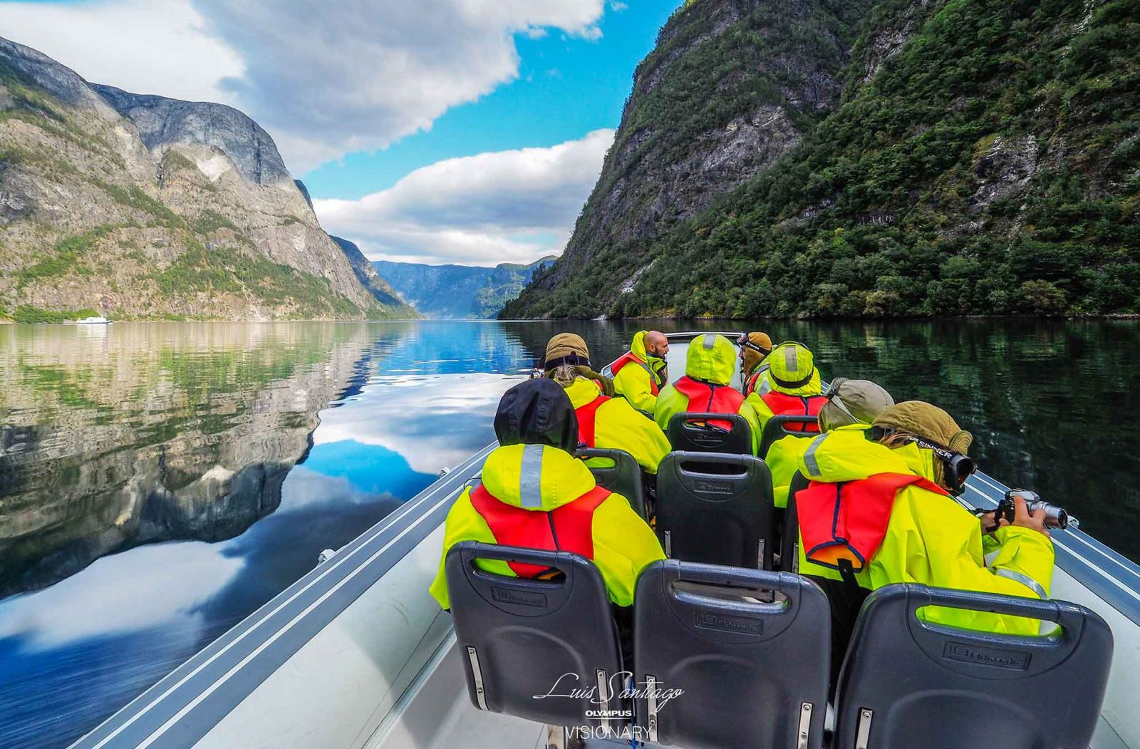 Fjord experience with Norway Active