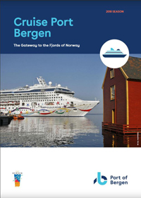 Port of Bergen brochure