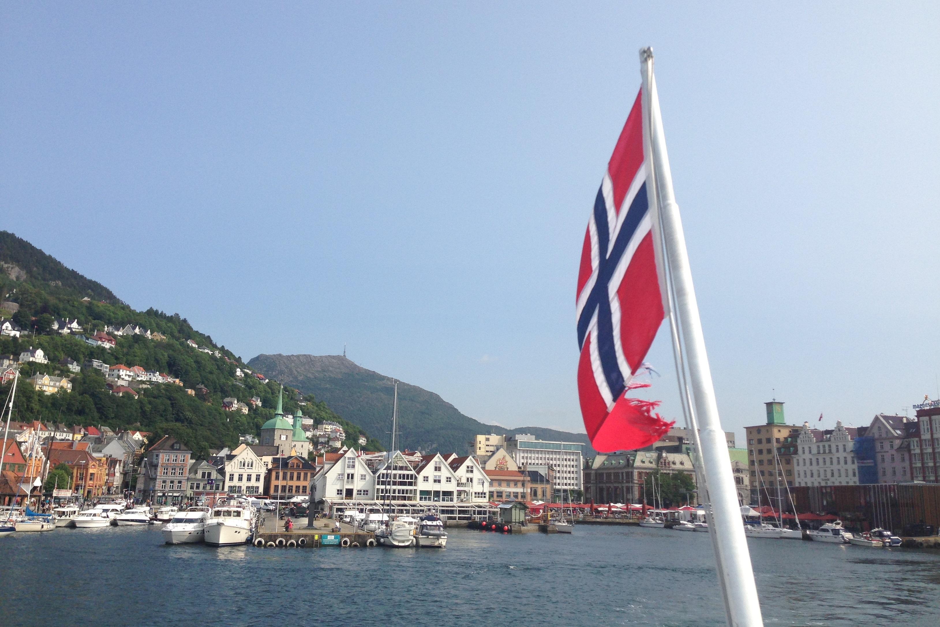 Fjordcruise Bergen - Rosendal and Folgefonn Center
