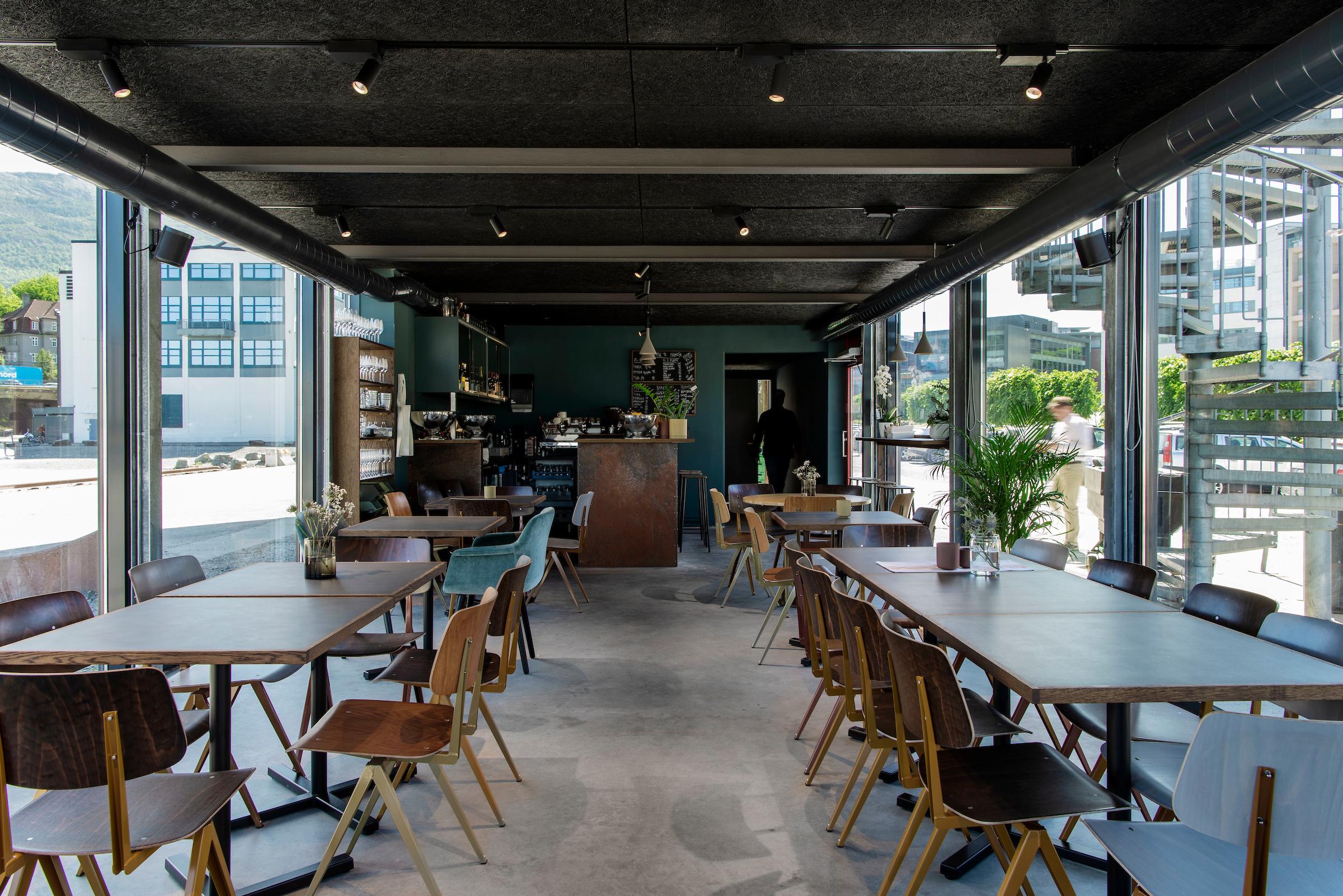 Colonialen kranen places to eat & drink in bergen