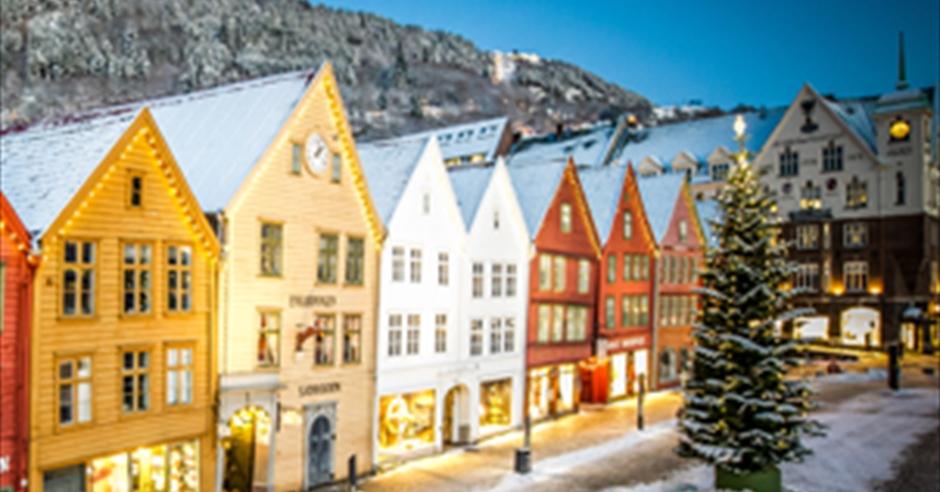 Christmas In Norway.Christmas In Bergen Visitbergen Com