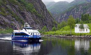 Thumbnail for Fjordcruise Bergen - Mostraumen