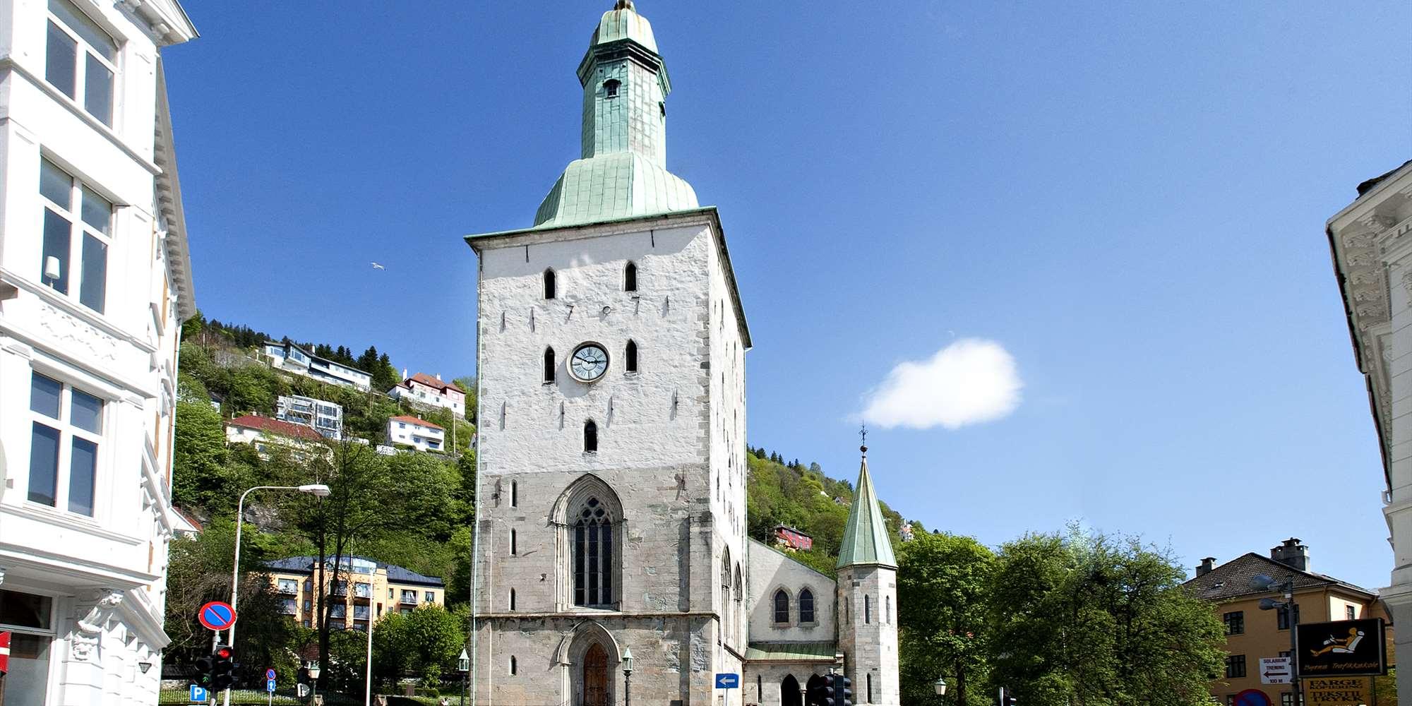 Bergen Cathedral Closed For Maintenance Visitbergencom