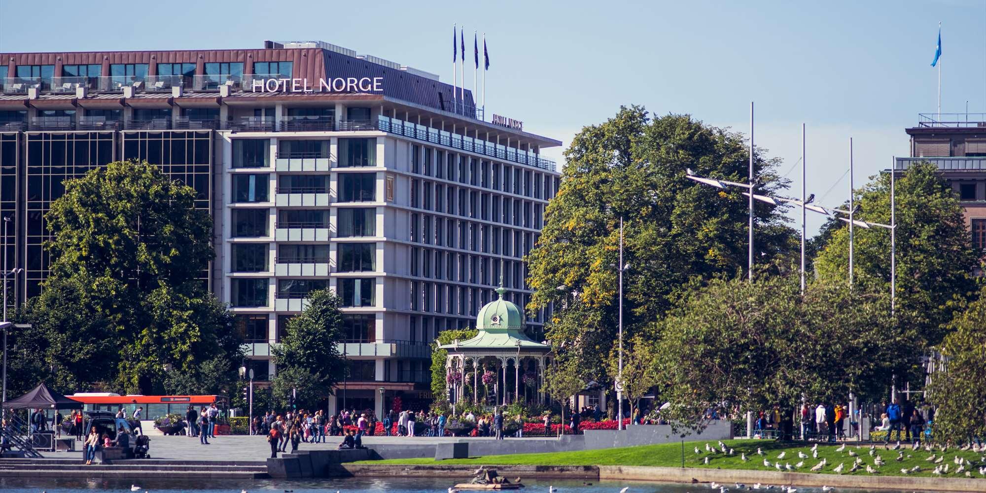 Hotel Norge By Scandic Bergen Visitbergen Com