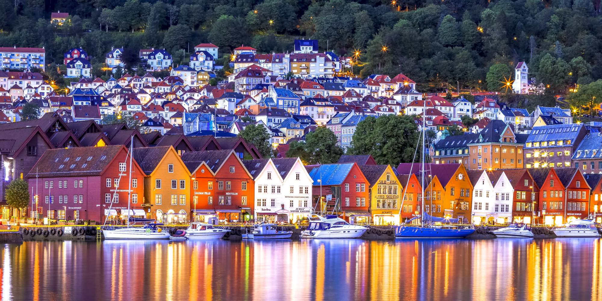 Image result for Bryggen