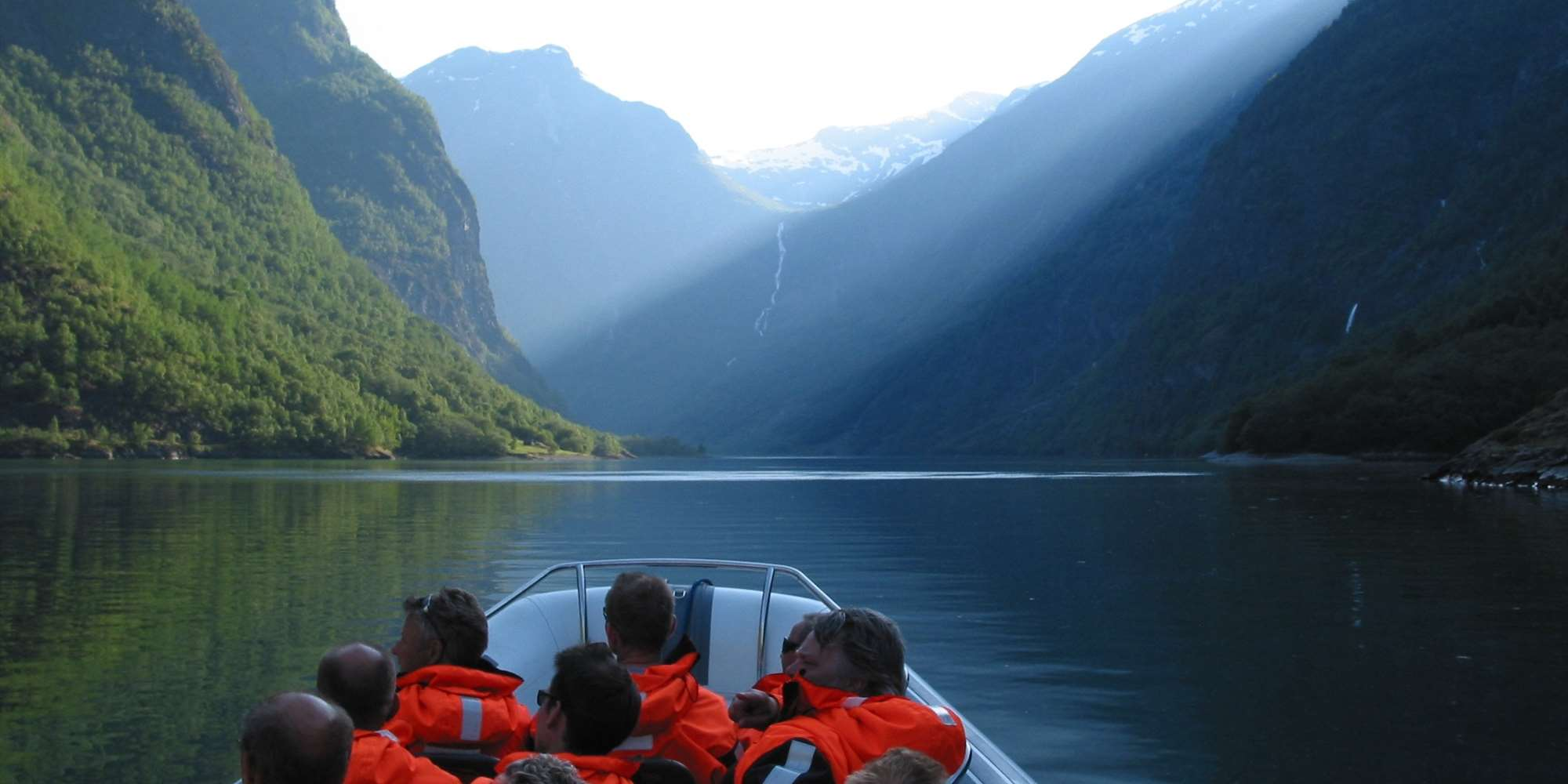 Standard Extra Fjord Tour From Voss