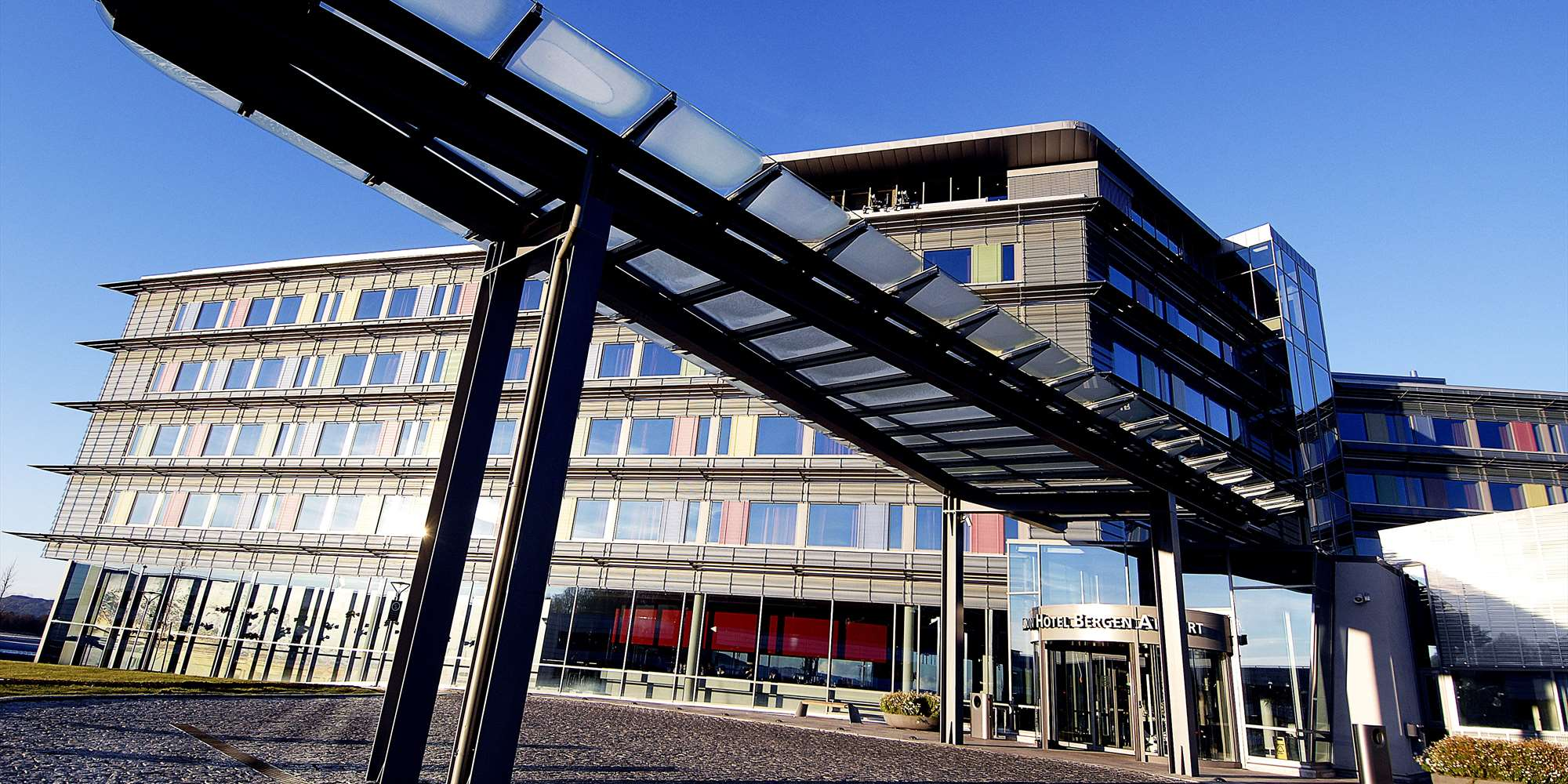 Clarion Hotel Bergen Airport - Right next to the airport