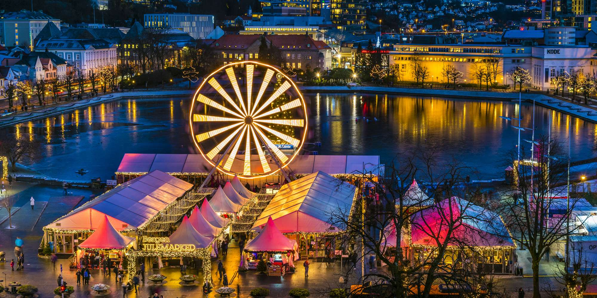 Bergen Christmas Market - Major events