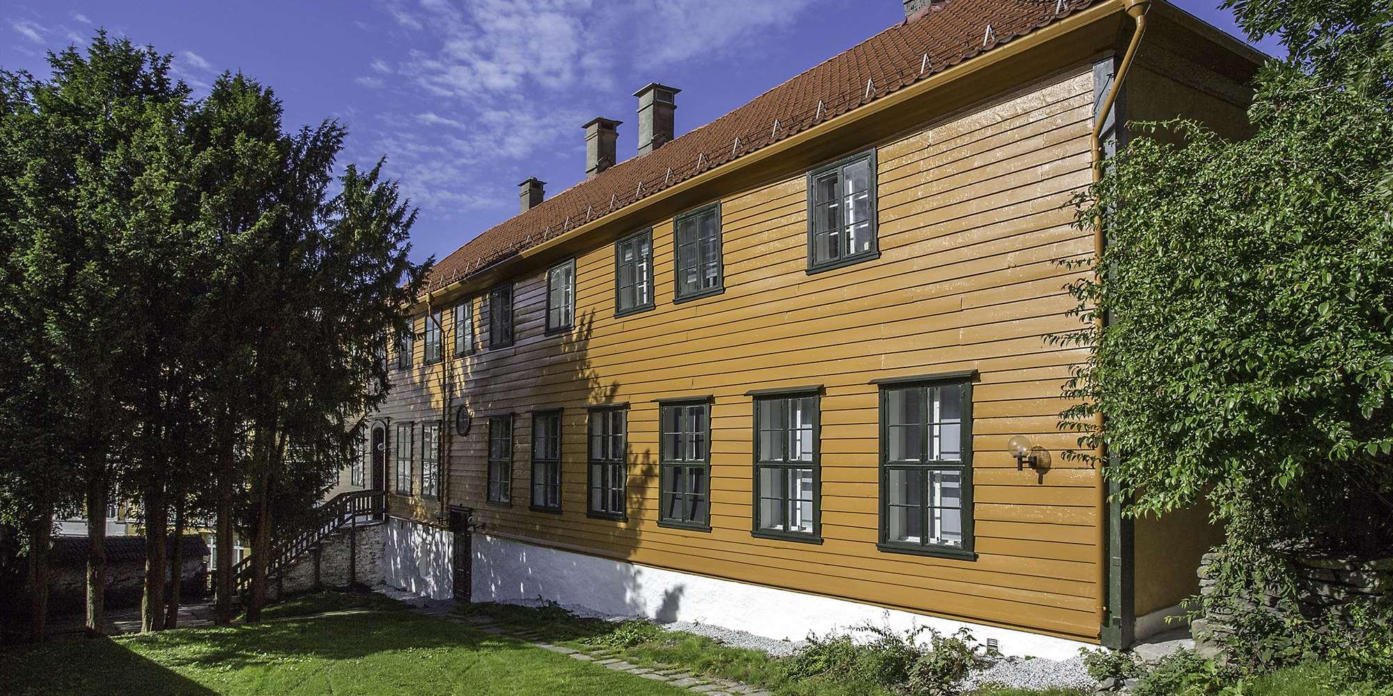 Bergen School Museum City