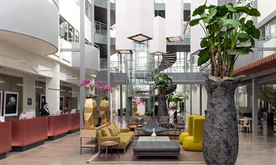 Quality Hotel Edvard Grieg - The bigest hotel in Bergen