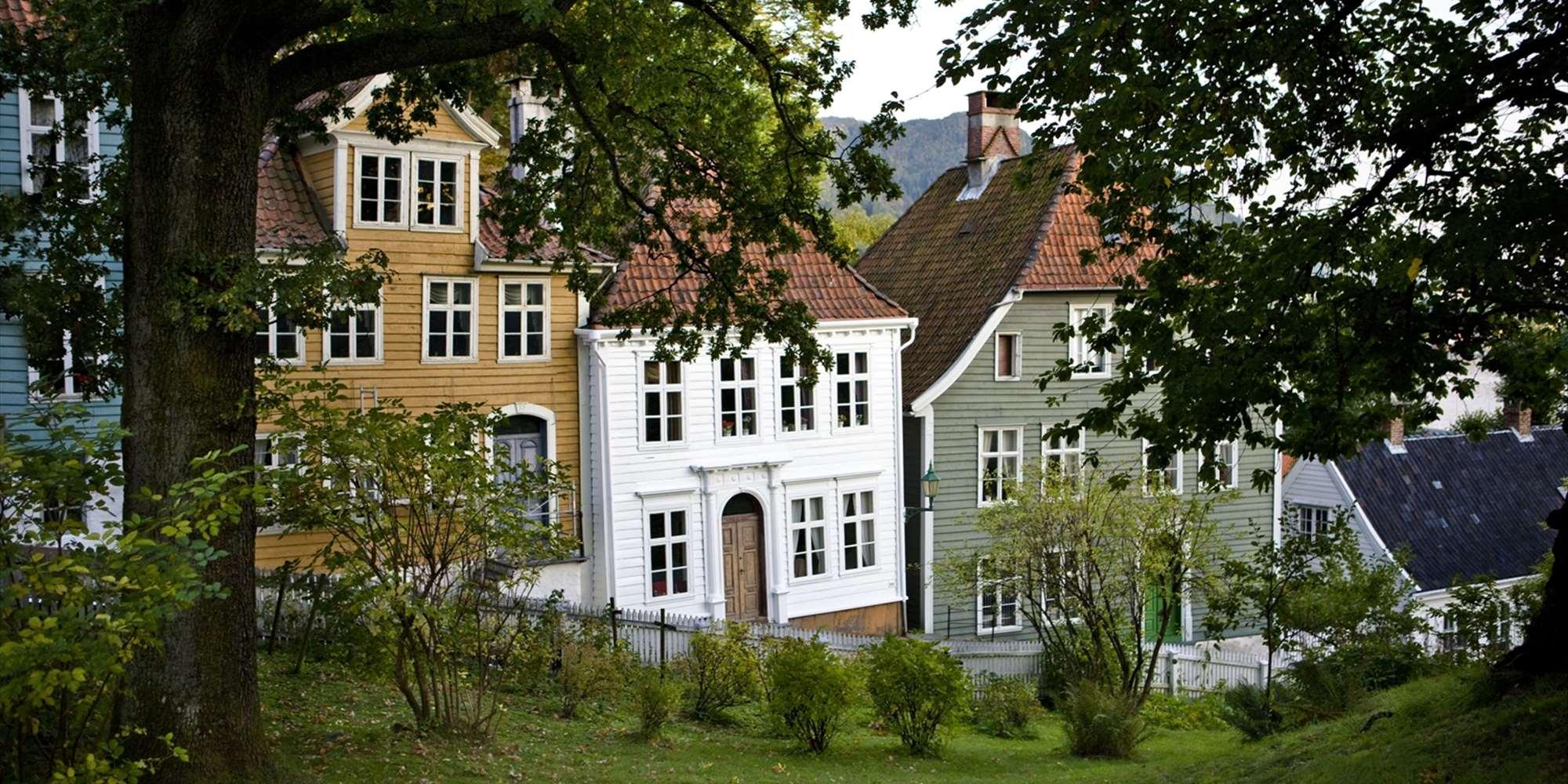 Old Bergen Museum City