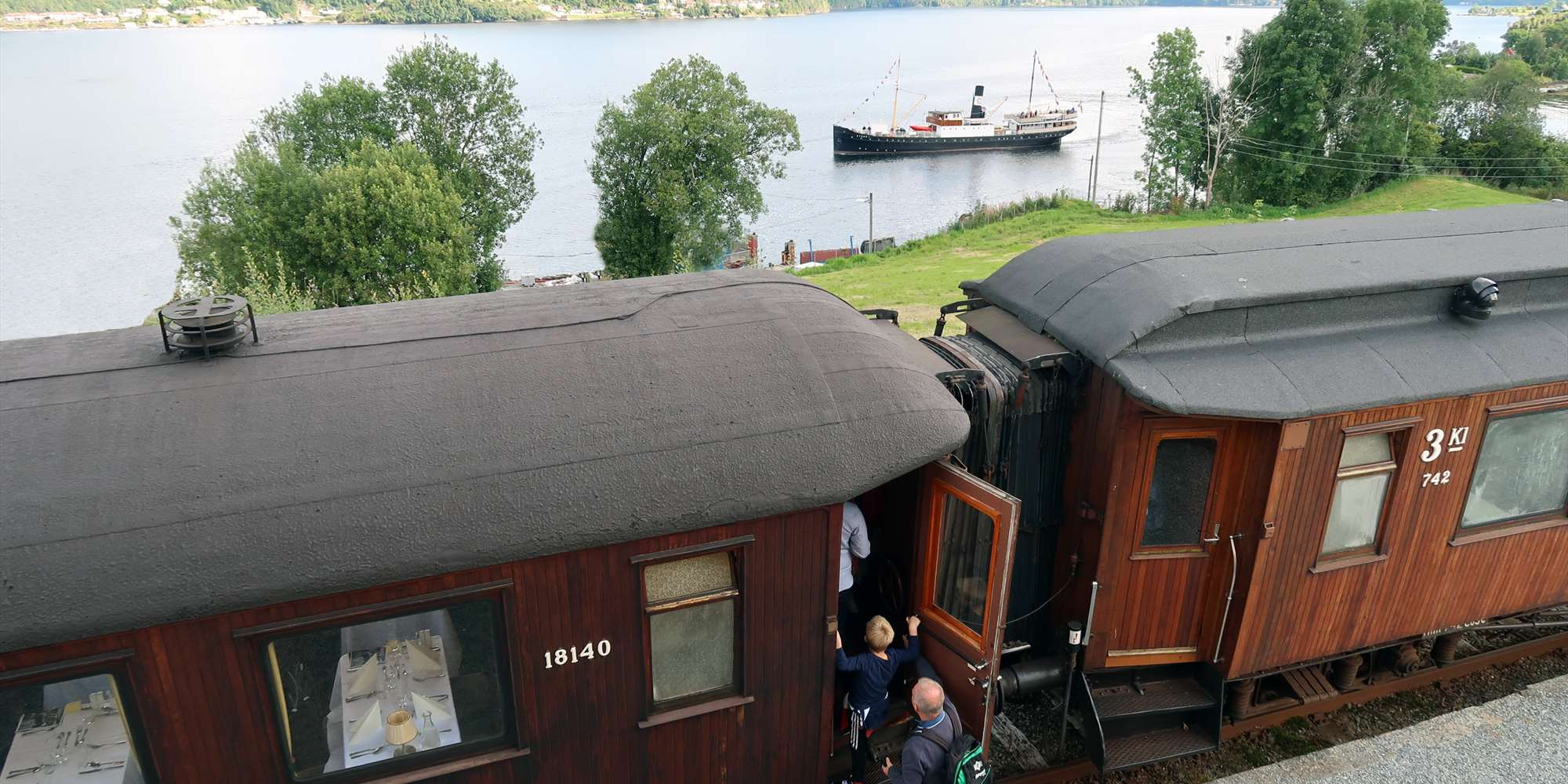 The Old Voss Steam Railway Museum - visitBergen com