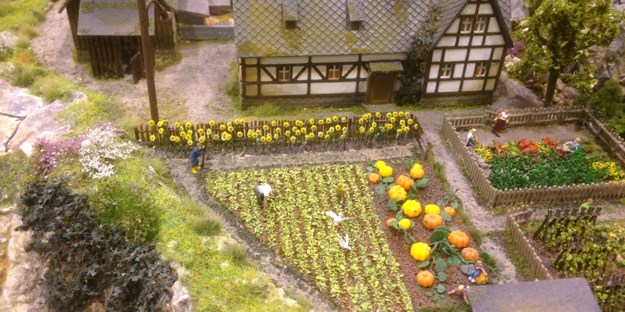 Miniature railway fair - visitBergen.com