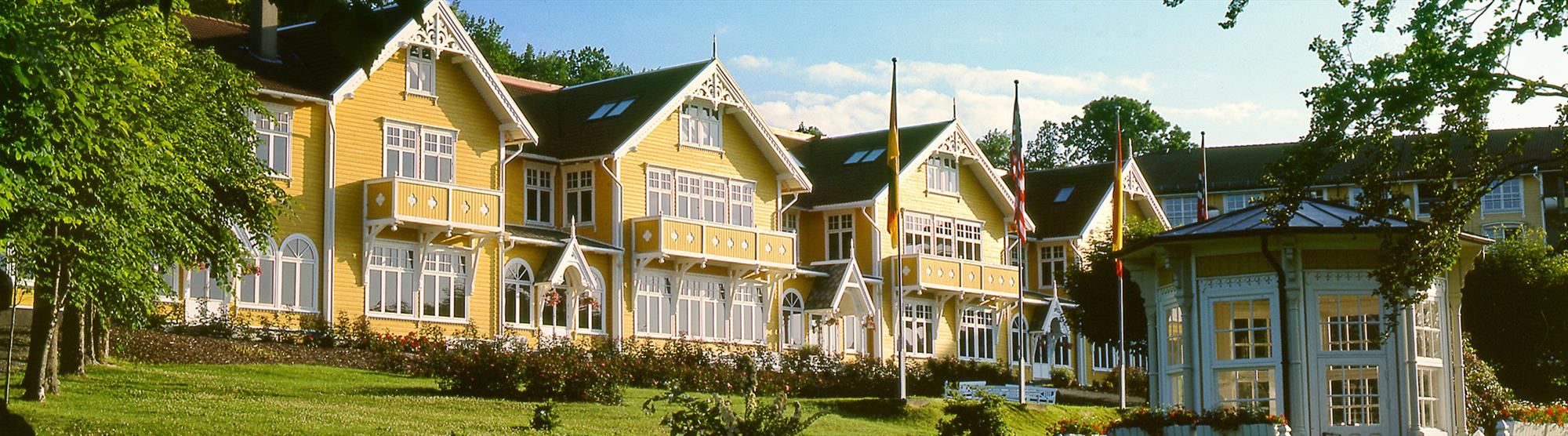 Fjord hotels