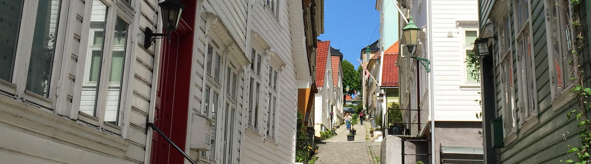 Accommodation in Bergen