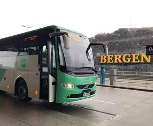Thumbnail for Bergen Airport Bus