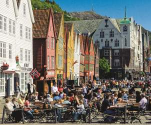 Thumbnail for Bryggen in Bergen