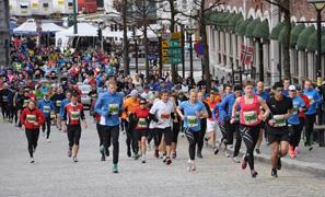 Thumbnail for Bergen City Marathon 25. April