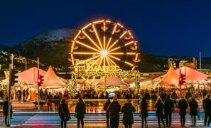Thumbnail for Bergen Christmas Market 28 Nov. - 22 Dec.