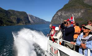 Thumbnail for Bergen - Flåm (April-Oct.)