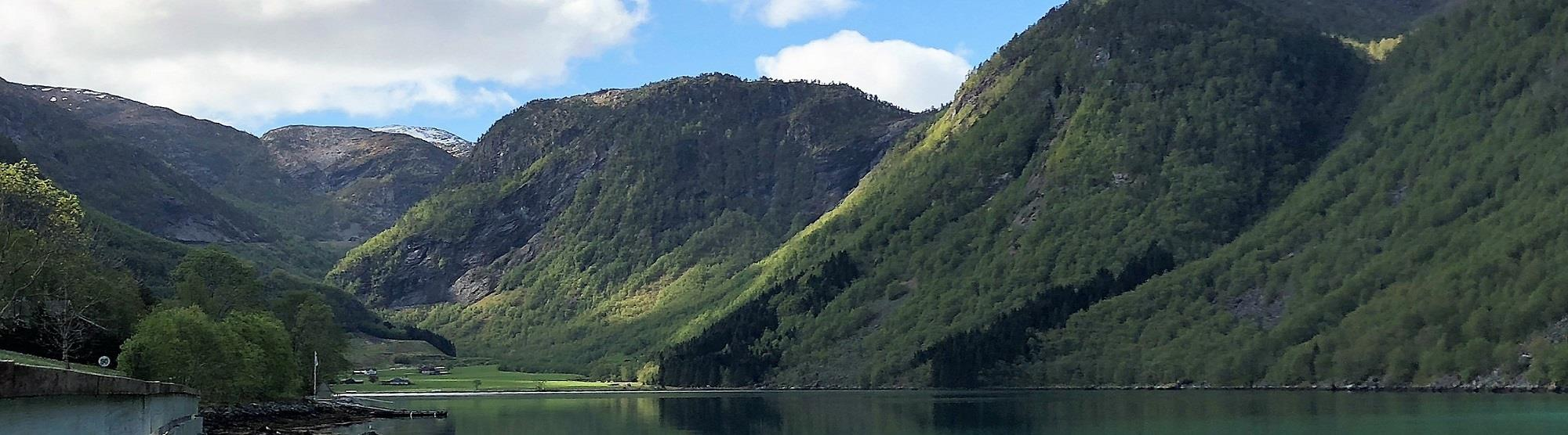 The fjord – off the beaten track