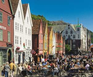 Thumbnail for Bergen - a World Heritage City