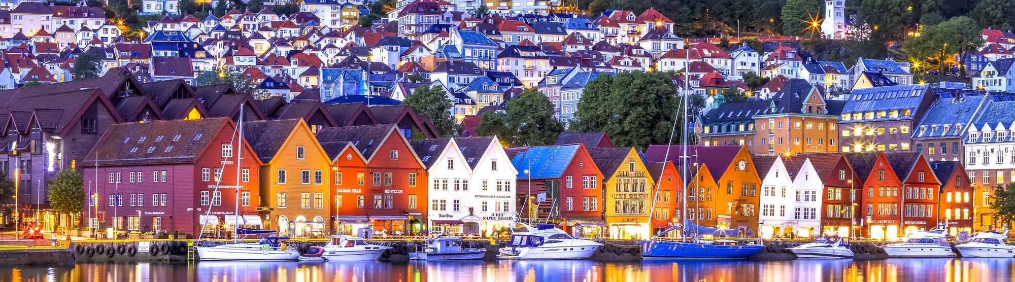 Weekend in Bergen, Norway