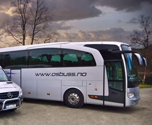 Where to hire a bus for your group.
