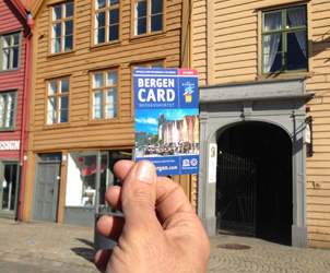 Thumbnail for Buy a Bergen Card