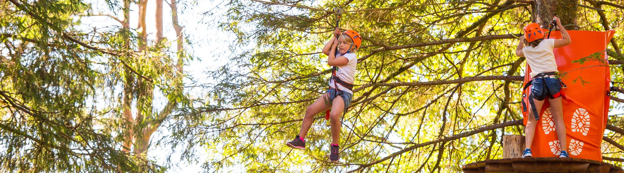 Outdoor activities for children