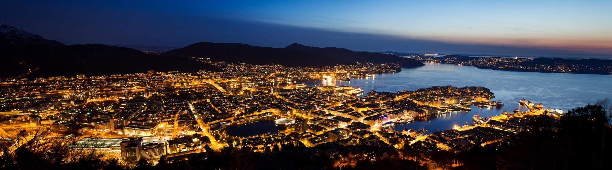 Nightlife in Bergen