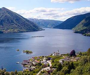 Thumbnail for Osterøy – a journey between fjord and mountains