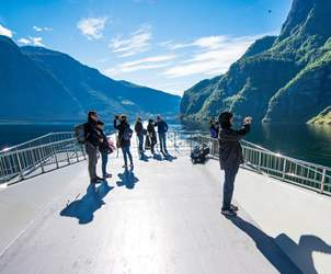 Thumbnail for The best fjord cruises in Norway