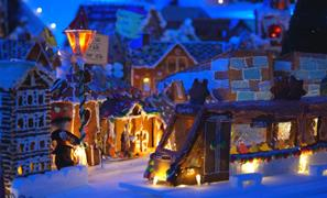 Thumbnail for Gingerbread town 18 Nov. - 31 Dec.