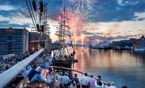 Thumbnail for Tall Ships Races 21 - 24 July