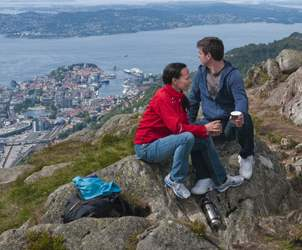 Thumbnail for Hiking On Bergen's 7 Mountains
