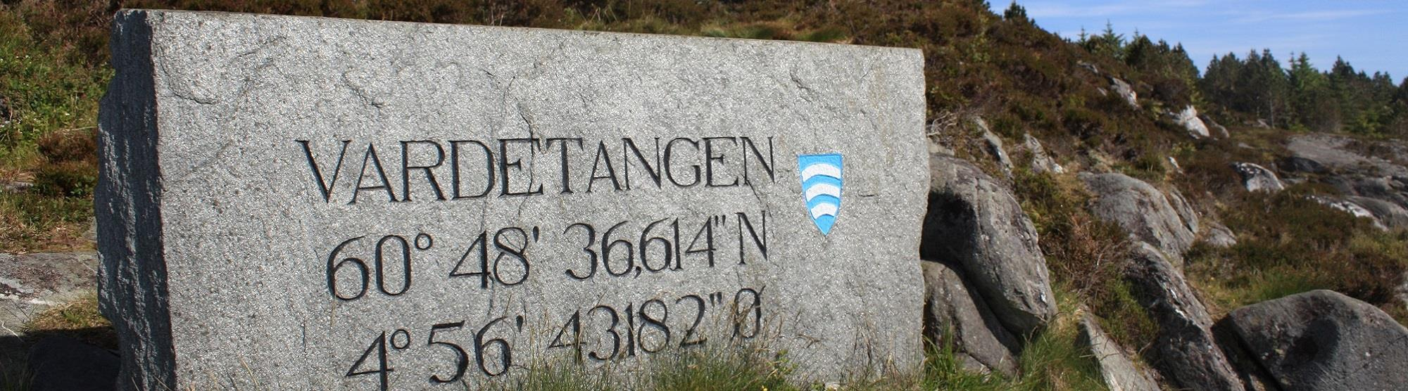 Vardetangen – the westernmost point in mainland Norway
