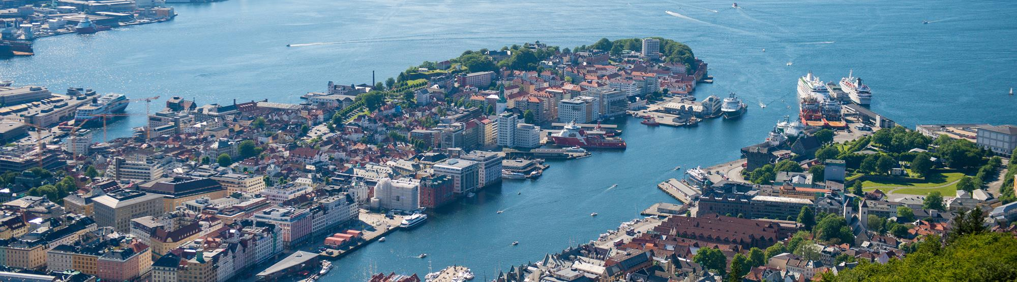 Bergen - ideal for a weekend break