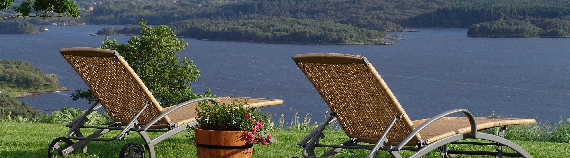 Beautiful fjord hotels