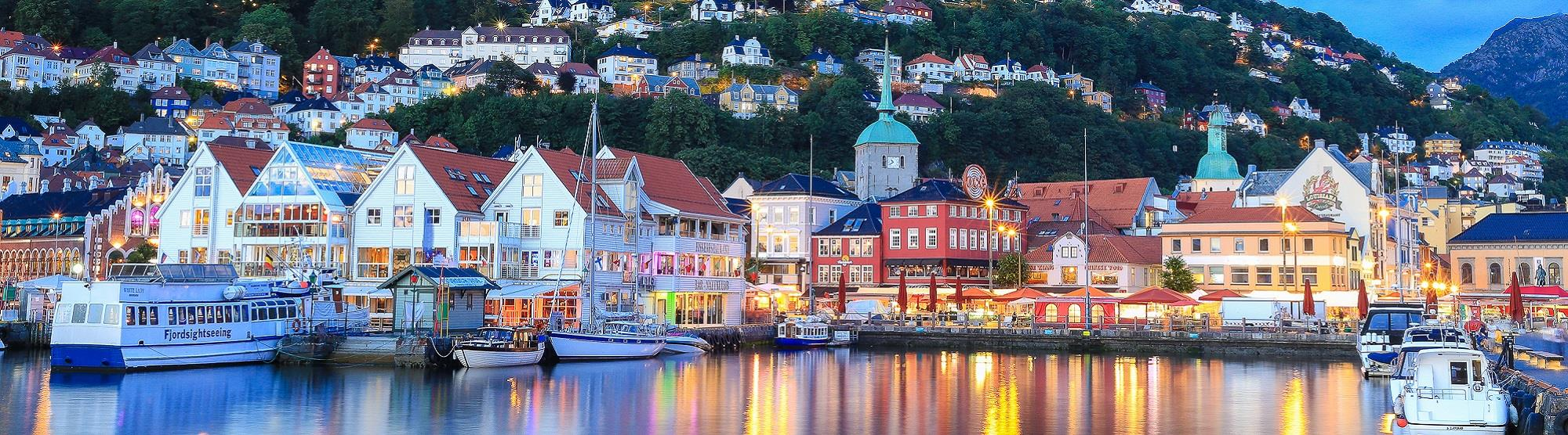 Top 5 things to do in Bergen