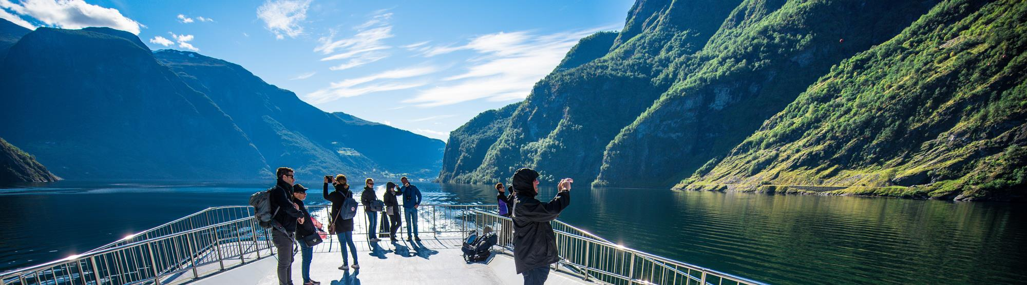 Fjord tours and cruises