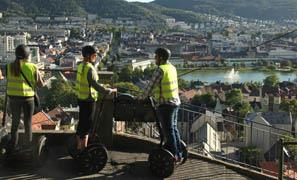Thumbnail for Sightseeing on segway