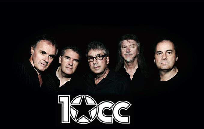 Concert with 10cc