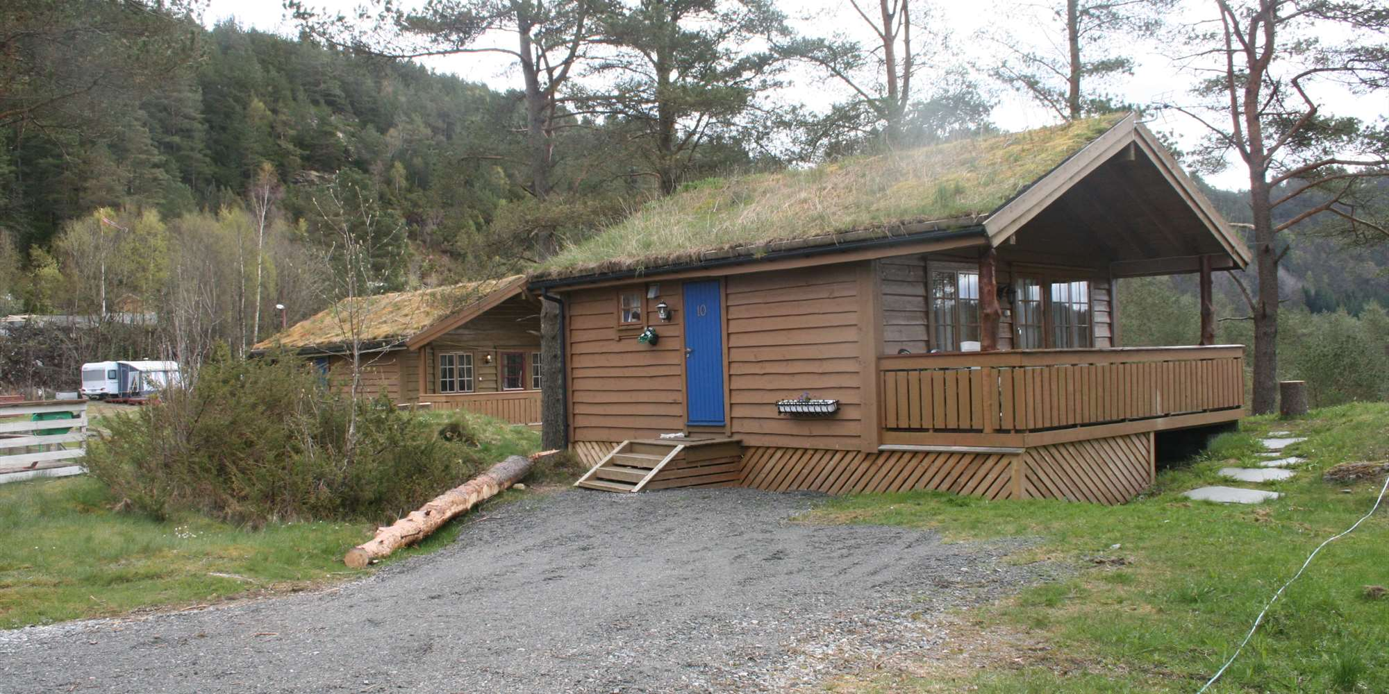 Bruvoll camping cabins accommodation in bergen for Camps and cottages